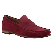 Buy John Lewis Lloyd Suede Penny Loafers Online at johnlewis.com