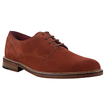 Buy JOHN LEWIS & Co. Dorset Suede Derby Shoes Online at johnlewis.com