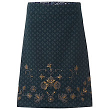 Buy White Stuff Enchanted Skirt, Griffin Teal Online at johnlewis.com