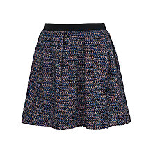 Buy French Connection Malik Mohair Blend Skirt, Multi Online at johnlewis.com