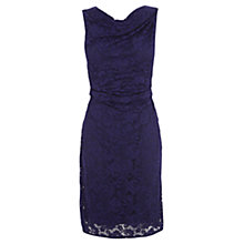Buy Coast Lianna Lace Dress, Navy Online at johnlewis.com