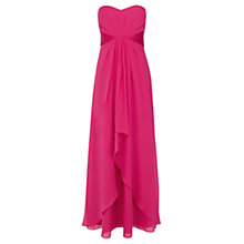 Buy Coast Michegan Maxi Dress, Raspberry Online at johnlewis.com