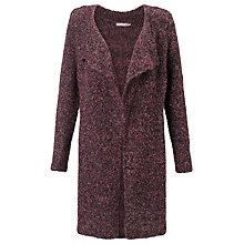 Buy Sandwich Tweed Long Cardigan, Lipstick Online at johnlewis.com