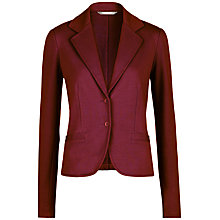 Buy Sandwich Jersey Jacket, Lipstick Online at johnlewis.com