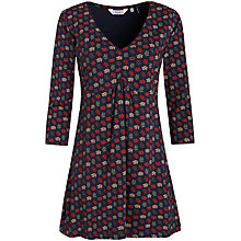Buy Seasalt Lemon Tunic Dress, Berry Bunch Multi Online at johnlewis.com