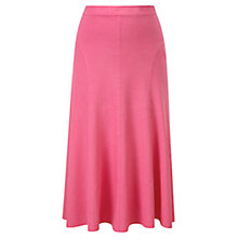 Buy Viyella Fit & Flare Tencel Skirt, Foxglove Online at johnlewis.com