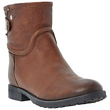 Buy Bertie Pardew Leather Faux Shearling Lined Ankle Boots Online at johnlewis.com