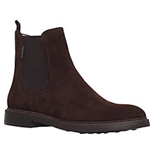 Buy Carvela Skin Suede Chelsea Boots Online at johnlewis.com