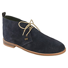 Buy Barbour Harwood Desert Boots Online at johnlewis.com