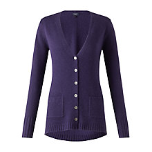 Buy Jigsaw Cashmere V Neck Cardigan Online at johnlewis.com
