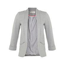 Buy Miss Selfridge Blazer, Grey Marl Online at johnlewis.com