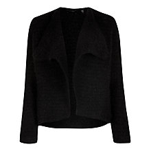 Buy Ted Baker Boucle Wrap, Black Online at johnlewis.com