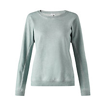 Buy Jigsaw Spray Dye Sweatshirt Online at johnlewis.com
