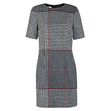 Buy Hobbs London Raven Dress, Grey Multi Online at johnlewis.com