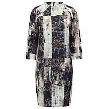 Buy Whistles Olivia Rock Tunic Dress, Multi Online at johnlewis.com