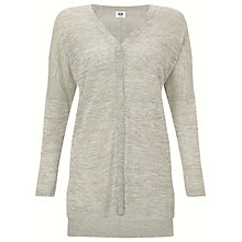 Buy Kin by John Lewis Linen Blend Cardigan Online at johnlewis.com