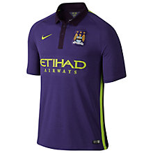Buy Nike Manchester City FC Replica Third Shirt 2014/15, Old Royal Online at johnlewis.com