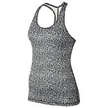 Buy Nike G87 Mezzo Print Training Tank Top, Ivory/Dark Ash Online at johnlewis.com