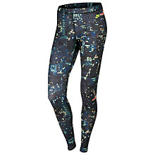Buy Nike Women's Printed Leggings Online at johnlewis.com