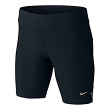 Buy Nike Dri-FIT 8 Inch Filament Shorts, Black Online at johnlewis.com