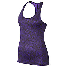 Buy Nike G87 Mezzo Tank Top, Hyper Grape/Cave Purple Online at johnlewis.com