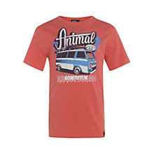 Buy Animal Children's Harper Campervan T-Shirt Online at johnlewis.com