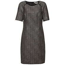 Buy Damsel in a dress Moreton Hall Dress, Silver/Black Online at johnlewis.com