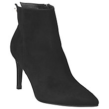Buy L.K. Bennett Effie Suede Stiletto Ankle Boots Online at johnlewis.com