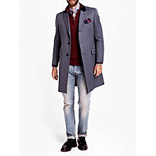 Buy Thomas Pink Cooper Wool Coat Online at johnlewis.com