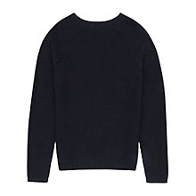 Buy Reiss Trial Multi Weave Jumper Online at johnlewis.com