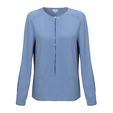 Buy Ghost Melody Top, Colony Blue Online at johnlewis.com
