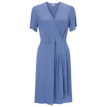 Buy Ghost Dress Sallyann Dress, Colony Blue Online at johnlewis.com
