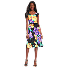 Buy Lauren Ralph Lauren Heavan Dress, Multi Online at johnlewis.com