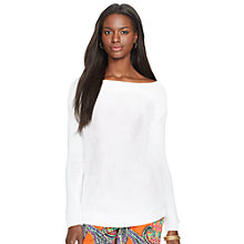 Buy Lauren Ralph Lauren Vadrian Knit Jumper Online at johnlewis.com