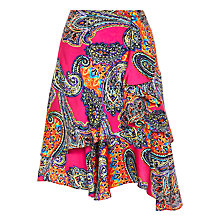 Buy Lauren Ralph Lauren Zalona Skirt, Multi Online at johnlewis.com
