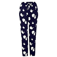 Buy Ghost Davina Trousers, Vintage Trees Online at johnlewis.com