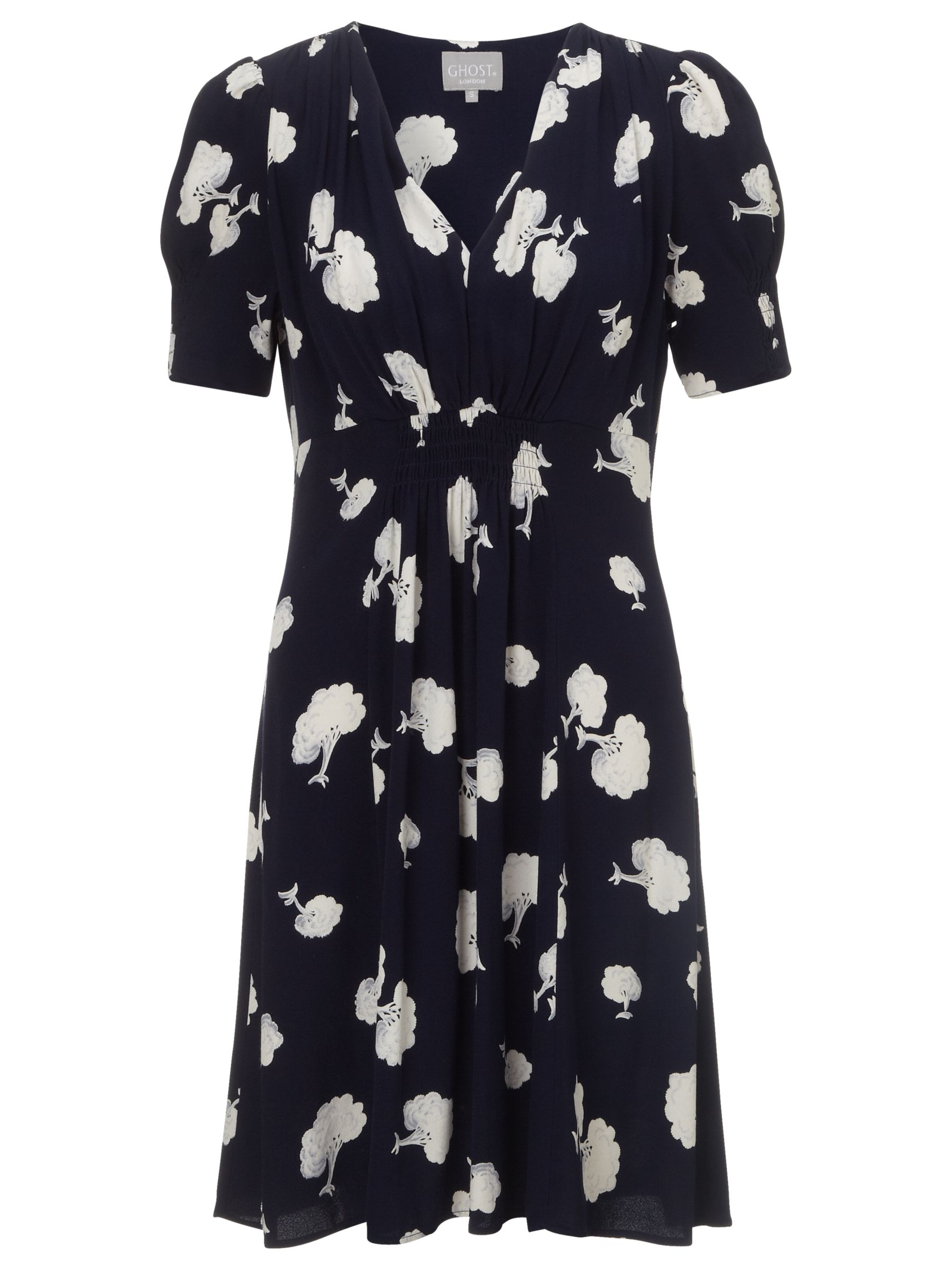 ghost chrystal dress vintage trees, ghost, chrystal, dress, vintage, trees, m|xs|l|s, women, womens dresses, gifts, wedding, wedding clothing, female guests, 1714208
