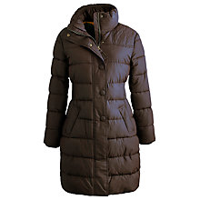 Buy Joules Langridge Padded Coat, Black Online at johnlewis.com