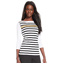 Buy Lauren Ralph Lauren Jazmyne Jumper, Multi Online at johnlewis.com