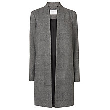 Buy L.K. Bennett Beni Check Coat, Multi Online at johnlewis.com