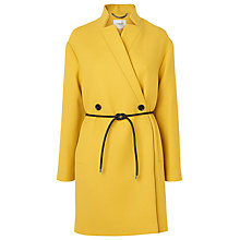 Buy L.K. Bennett Perugia Slimline Coat Online at johnlewis.com