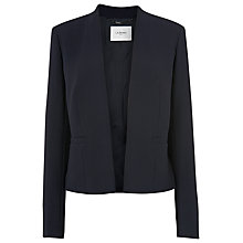 Buy L.K. Bennett Ariella Blazer, Dark Navy Online at johnlewis.com