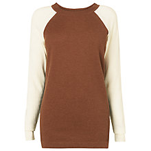 Buy L.K. Bennett Veronic Colour Block Jumper, Multi Online at johnlewis.com