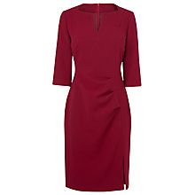 Buy L.K. Bennett Kiel Pleat Dress Online at johnlewis.com