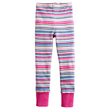 Buy Little Joule Girls's Maylette Stripe Leggings, Multi Online at johnlewis.com