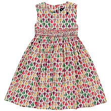 Buy Question Everything Girls' Sleeveless Suki Balloon Dress, Multi Online at johnlewis.com