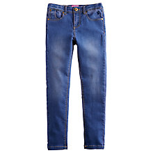 Buy Little Joule Girls' Linnet Stretch Jeans, Denim Online at johnlewis.com