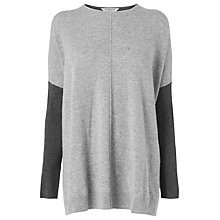 Buy L.K. Bennett Naomi Oversized Jumper Online at johnlewis.com