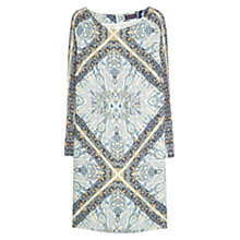 Buy Violeta by Mango Mosaic Print Dress Online at johnlewis.com