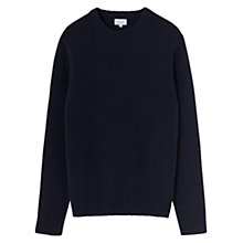 Buy Jigsaw Cashmere Crew Neck Jumper Online at johnlewis.com